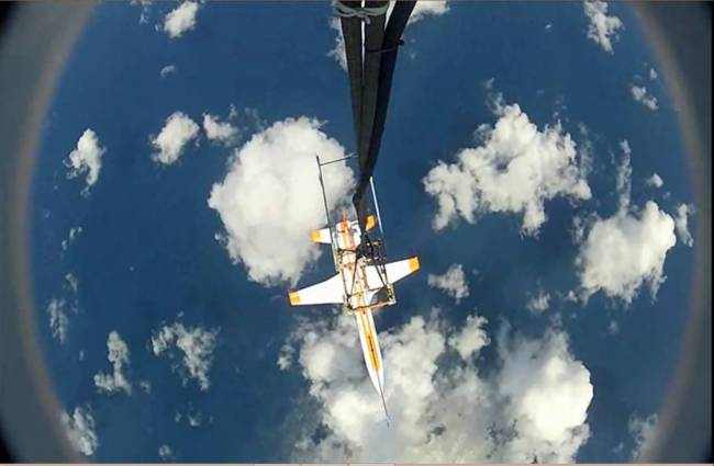 Tests completed for Airbus Defence and Space's SpacePlane demonstrator in South China Sea